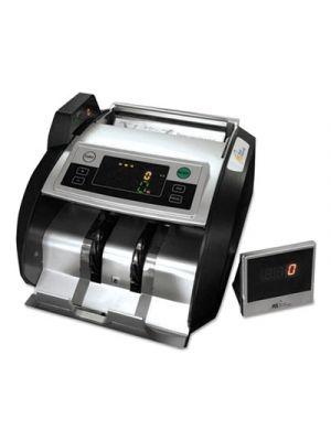 Elect. Bill Ctr w/Counterfeit Detection,1000 Bills/Min., 13x91/2x7 9/10, BK/SR