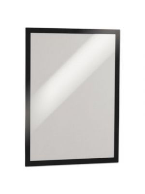 DURAFRAME Sign Holder, 11 x 17, Black Frame, 2/Pack