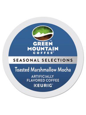 Toasted Marshmallow Mocha Coffee K-Cups, 24/Box