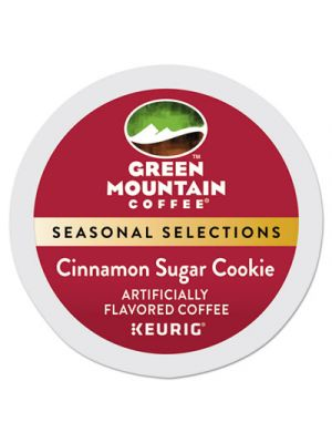 Cinnamon Sugar Cookie Coffee K-Cups, 24/Box