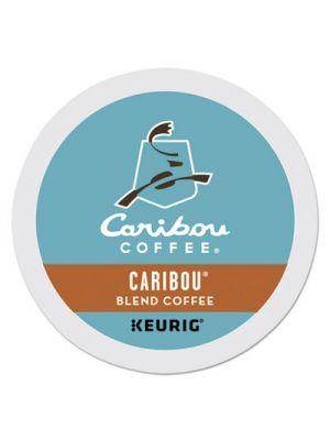 Caribou Blend Coffee K-Cups, 96/Carton