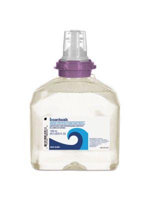 Green Certified Foam Soap, Fragrance-Free, 1200 mL Refill, 2/Carton