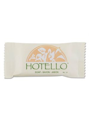 Hotello Bar Soap, # 3/4, Individually Wrapped, 1000/Carton
