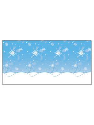 Fadeless Designs Bulletin Board Paper, Winter Time Scene, 48