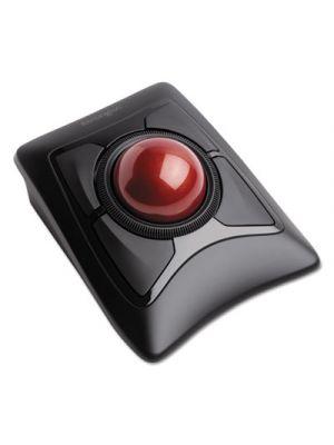 Expert Mouse Wireless Trackball, Four Buttons, Black
