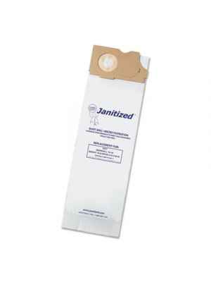 Vacuum Filter Bags Designed to Fit NSS Marshall 14/18/Bandit 14, 100/CT