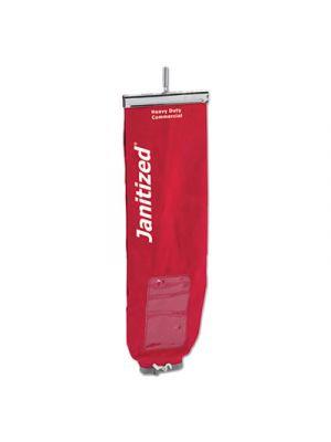 Vacuum Filter Bags Designed to Fit Eureka/Sanitaire SC600 & SC800, 25/CT