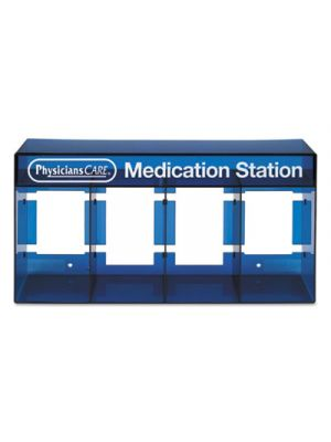 Medication Grid Station without Medications