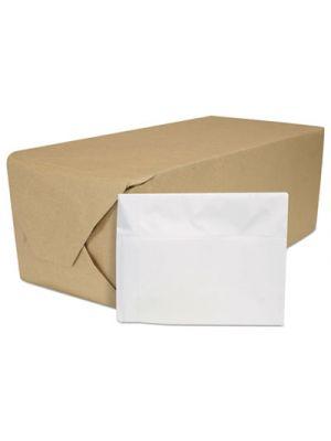 Select Full Fold Dispenser Napkins, 1-Ply, 5x6 1/2, White,500/Pack, 6000/Carton