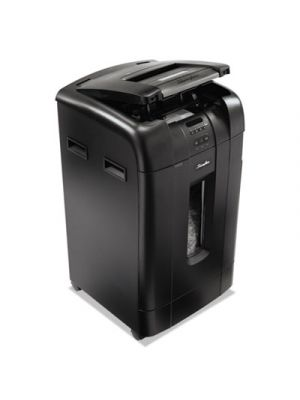 Stack-and-Shred 750M Auto Feed Shredder, Micro-Cut, 750 Sheet Cap, 20+ Users