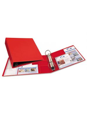 Heavy-Duty Binder with One Touch EZD Rings, 11 x 8 1/2, 2