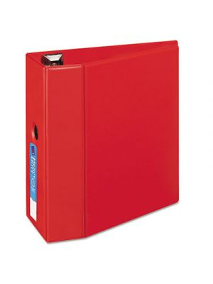 Heavy-Duty Binder with One Touch EZD Rings, 11 x 8 1/2, 5