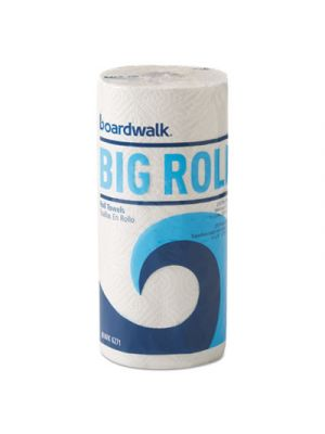 Office Packs Perforated Paper Towel Rolls, 2-Ply,White, 9