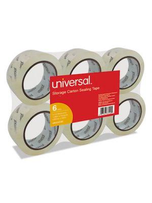 Heavy-Duty Acrylic Box Sealing Tape, 48mm x 50m, 3