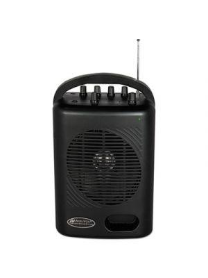 Power Pod PA, 50W, Black