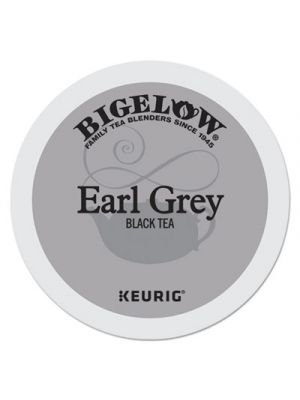 Earl Grey Tea K-Cup Pack, 24/Box