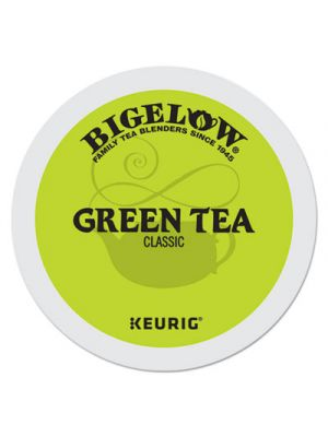 Green Tea K-Cup Pack, 24/Box