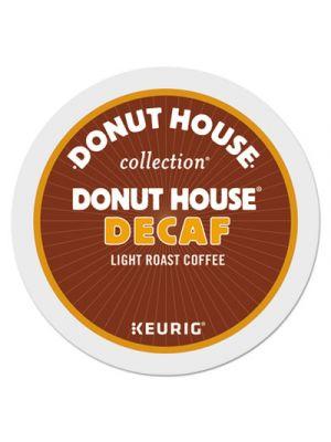 Donut House Decaf Coffee K-Cups, 96/Carton