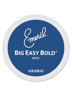 Emeril's Big Easy Bold Coffee K-Cups, 24/Box