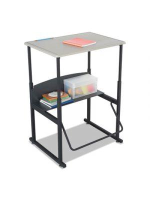 Alphabetter Desks, 28 x 20 x 42, Beige