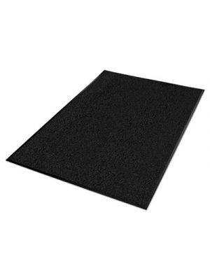 Platinum Series Walk-Off Indoor Wiper Mat, 24 x 36, Black