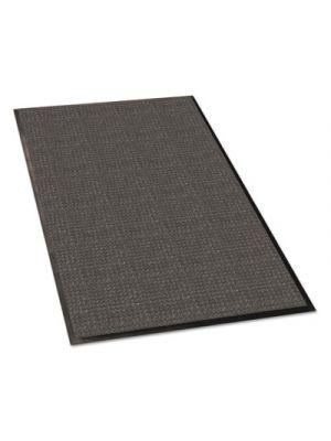 WaterGuard Indoor/Outdoor Scraper Mat, 22 3/4 x 33 1/2, Charcoal