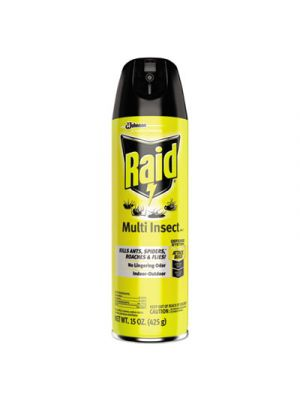 Flying Insect Killer, 15 oz Aerosol Can, 12/Carton
