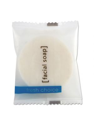 Soap,  Bar, Round, White , 23 gr, 500/Carton