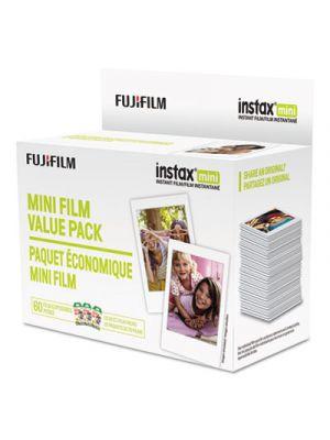 Instax Mini Film, 800 ASA, 60-Exposure Roll