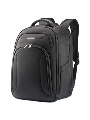 Xenon 3 Laptop Backpack, 12 x 8 x 17.5, Ballistic Polyester, Black