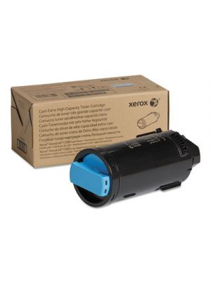 106R03866 Extra High-Yield Toner, 9000 Page-Yield, Cyan