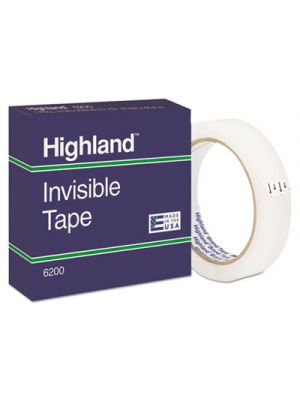 Invisible Permanent Mending Tape, 3/4