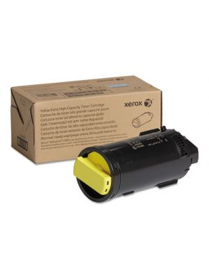 106R03930 Extra High-Yield Toner, 16800 Page-Yield, Yellow