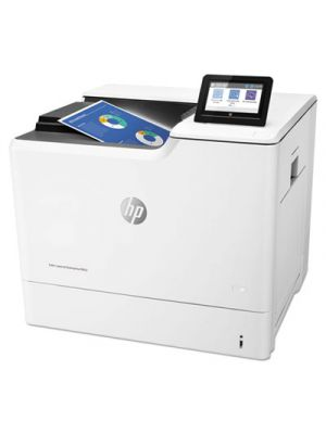 Color LaserJet Enterprise M653dh Wireless Laser Printer