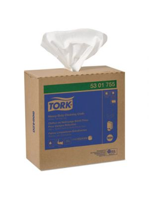 Heavy-Duty Cleaning Cloth, 1-Ply, 8.46