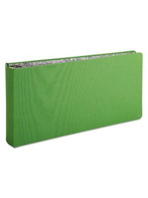 Green Canvas Legal Ring Binder, 2