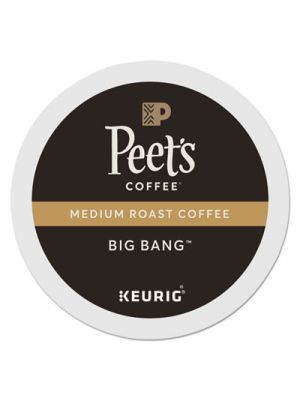 Peet's Big Bang K-Cup, Big Bang, K-Cup, 22/Box
