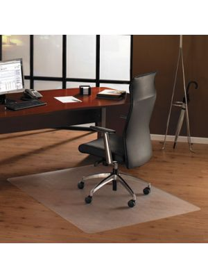 Cleartex Ultimat Polycarbonate Chair Mat for High Pile Carpets, 60