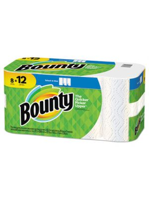 Select-a-Size Paper Towels, 2-Ply, White, 5.9 x 11, 83 Sheets/Roll, 8 Rolls/CT