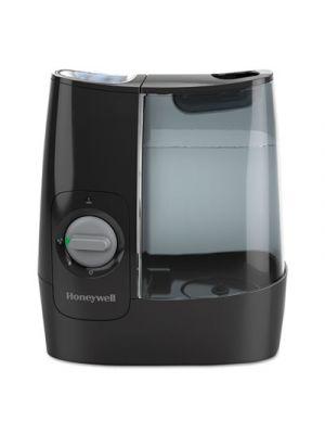 Filter Free Warm Mist Humidifier, 1 gal, 11.95w x 7.45d x 12.45h, Black