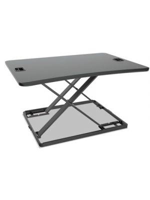 AdaptivErgo Ultra-Slim Sit-Stand Desk, 31 1/3