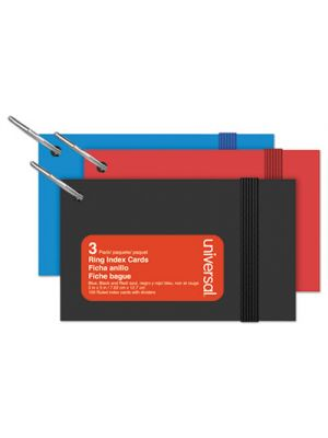 Ring Index Cards, 3