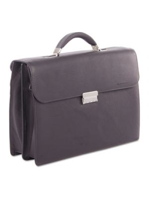 Milestone Briefcase, Holds Laptops, 15.6