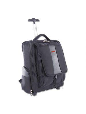 Litigation Backpack On Wheels, Holds Laptops 15.6
