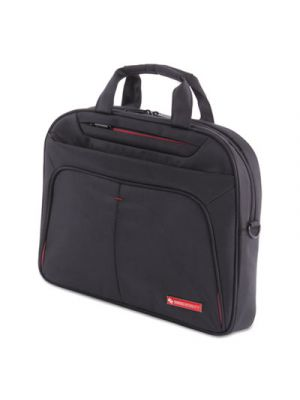 Purpose Slim Executive Briefcase, Hold Laptops 15.6