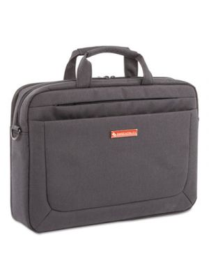 Cadence 2 Section Briefcase, Holds Laptops 15.6