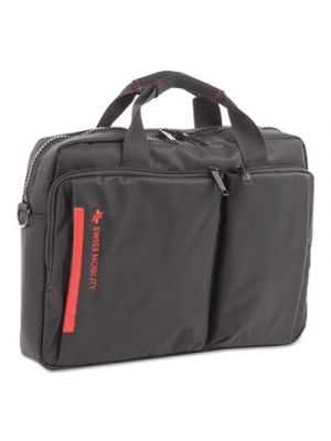 Stride Executive Briefcase, Holds Laptops 15.6