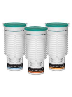 TimeWick Dispenser Refill, Citrus/Linen/Mango, 1/4 oz, 6/Carton
