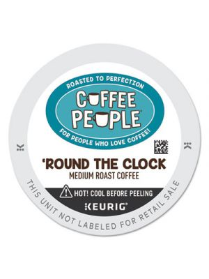 Round the Clock Blend K-Cup, 24/BX