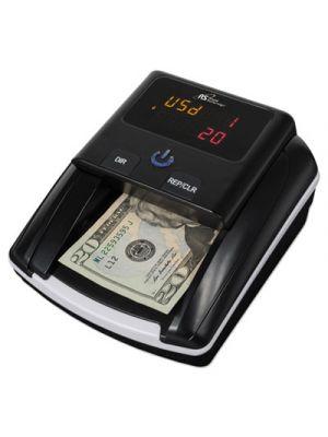 Quick Scan Counterfeit Detector, Liquid; MICR, U.S. Currency, Black